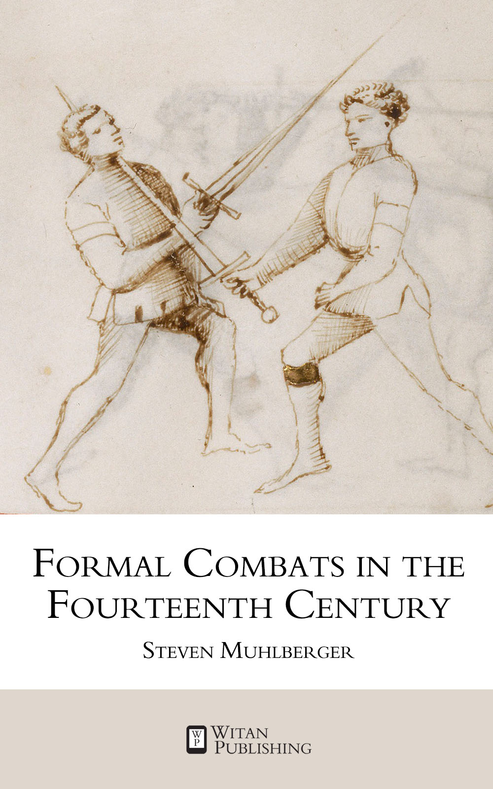 "eBook Cover of Steven Muhlberger's ""Format Combats in the Fourteenth Century"""